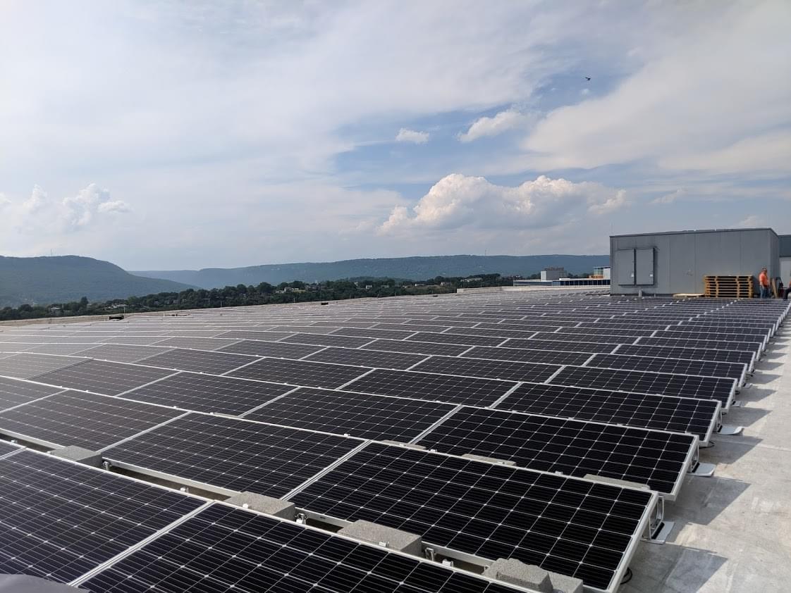 657kW Solar Energy