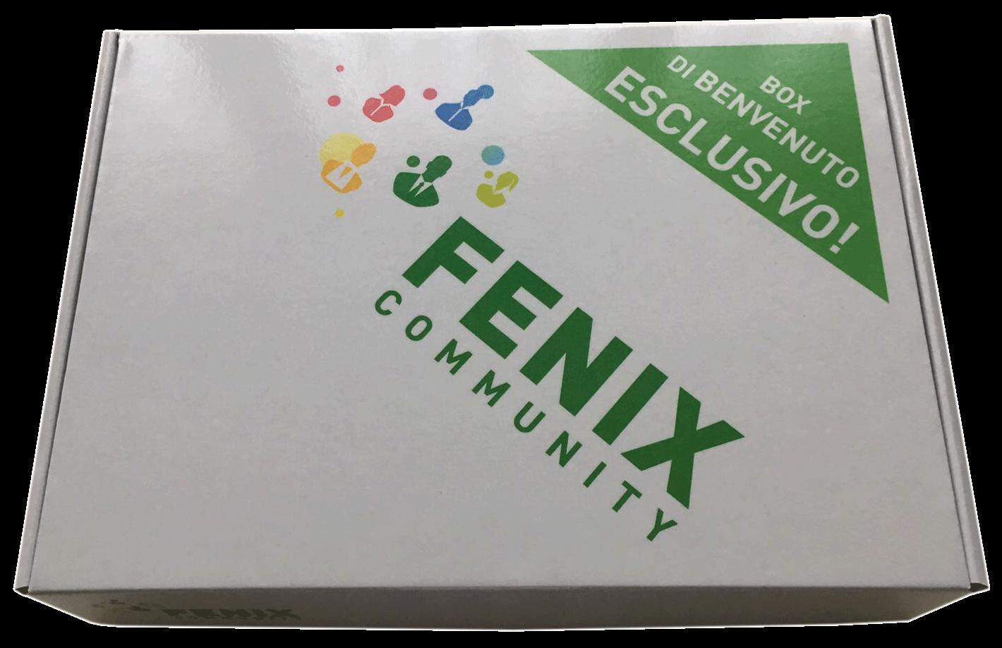 Fenix Community Box di Benvenuto Esclusivo