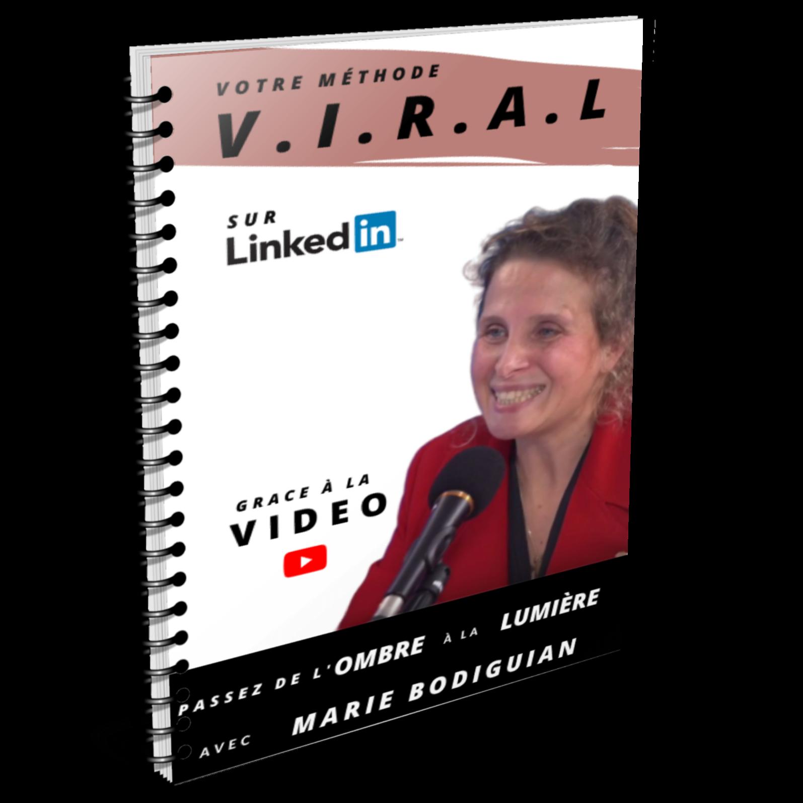 5 stratégies pour passer de l'ombre à la lumière grâce à LinkedIN et en Vidéo