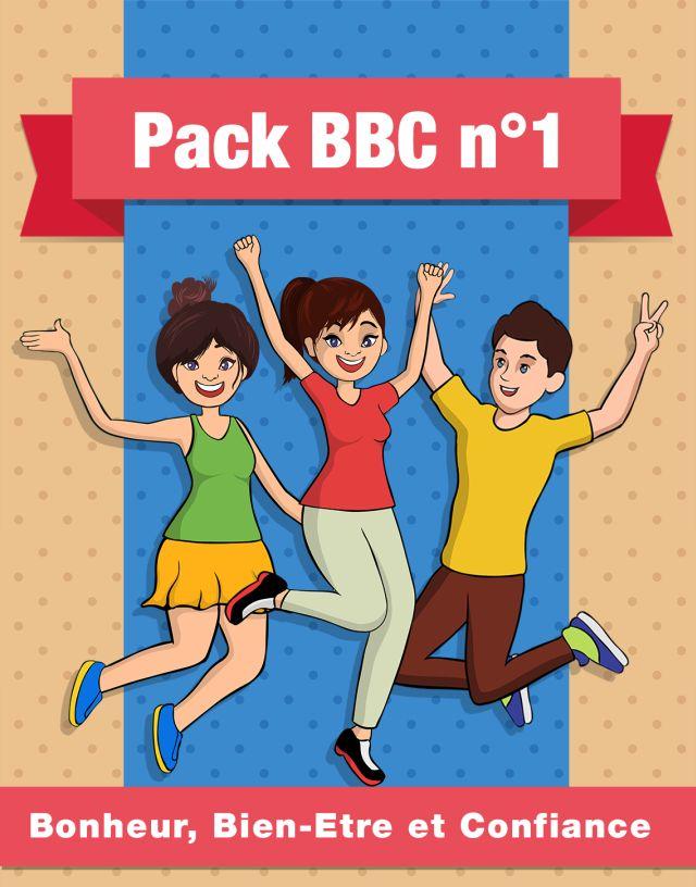 Pack Bonheur, Bien être et Confiance