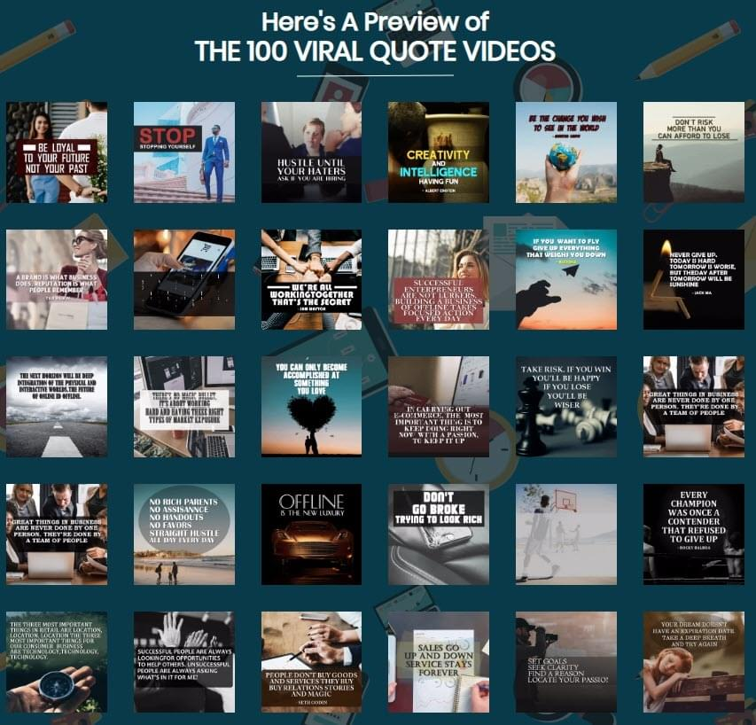 VIRAL VIDEOS MEGA BUNDLE