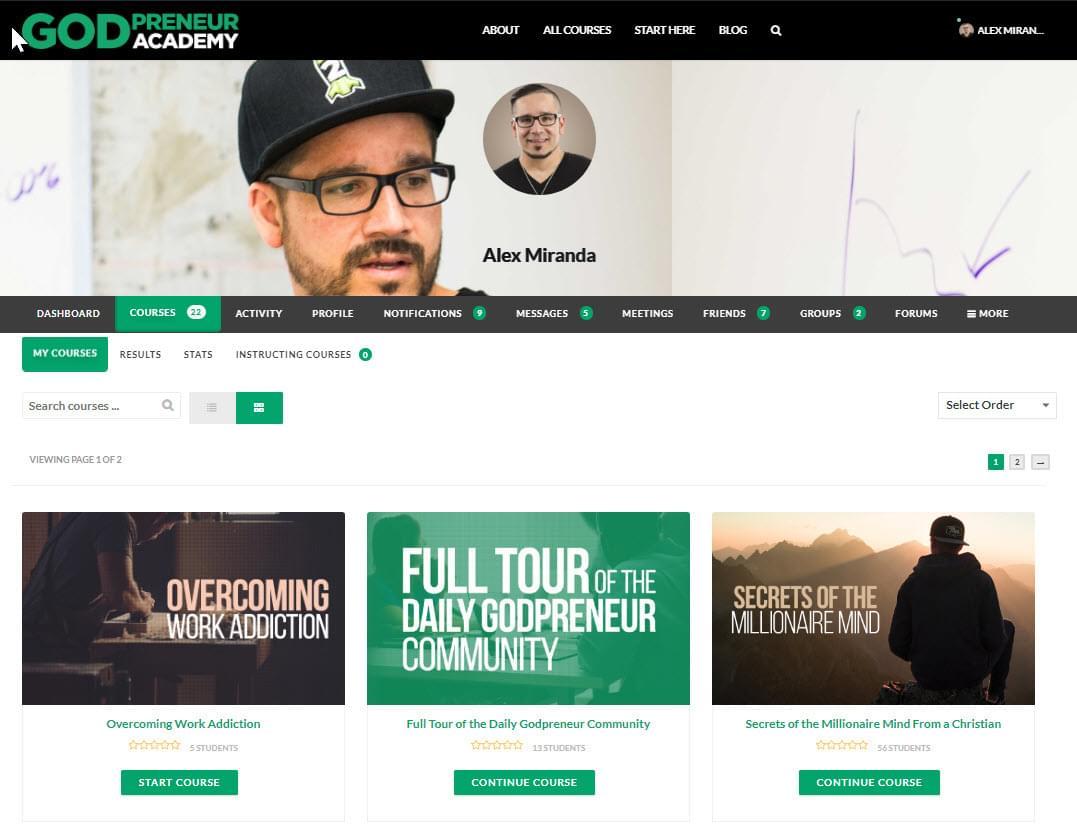 Join Godpreneur Academy