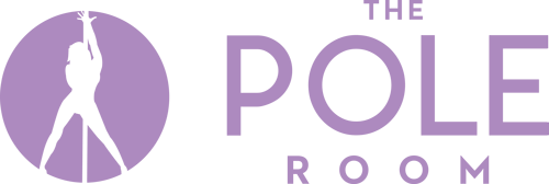 the pole room logo