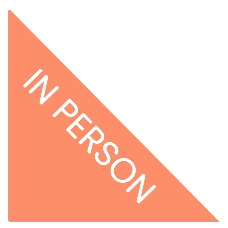 Apply in person badge