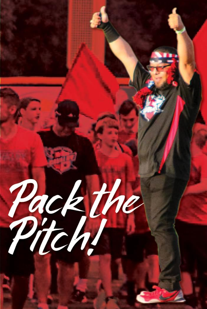 Pack the Pitch