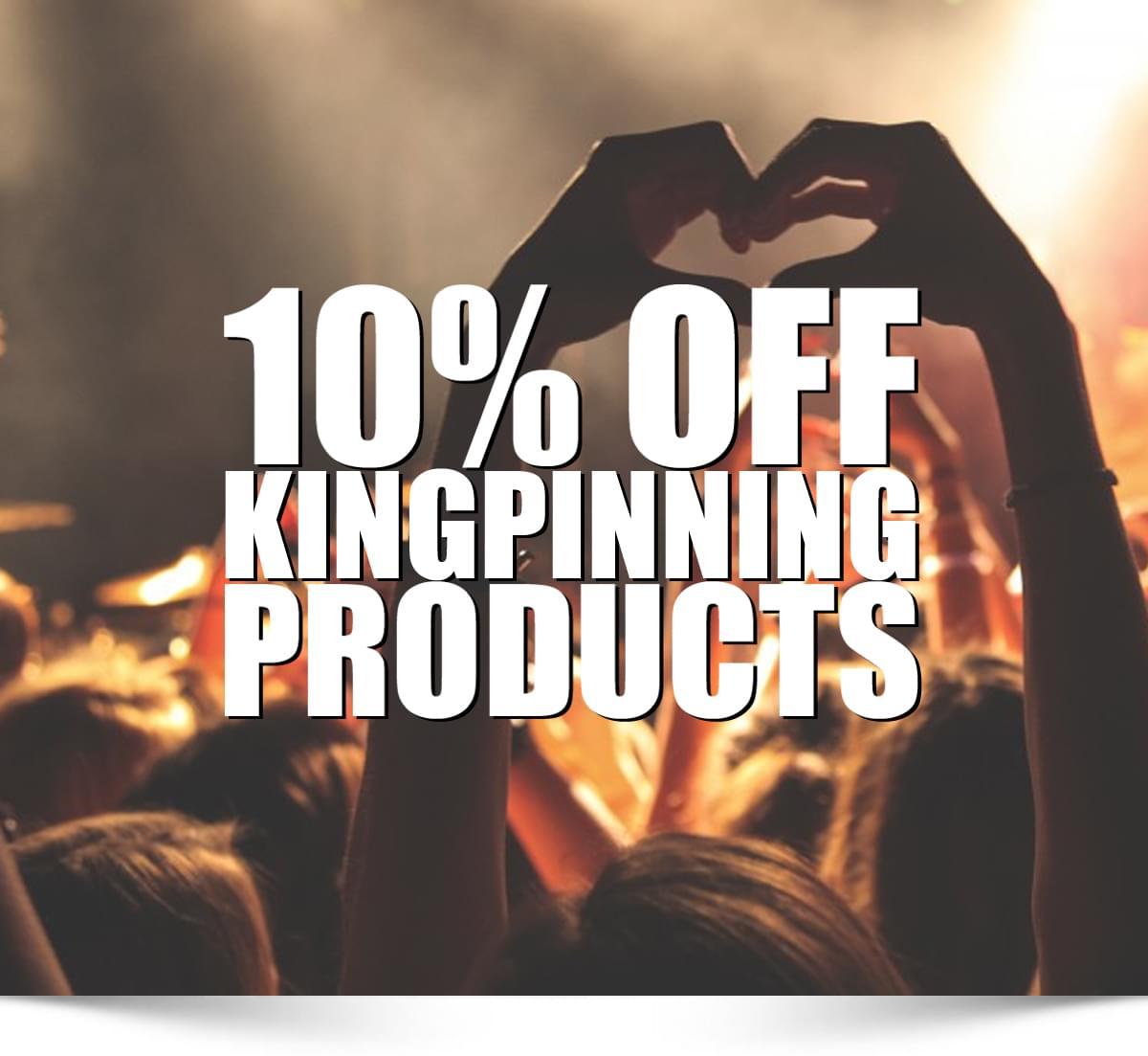 Kingpinning Discount