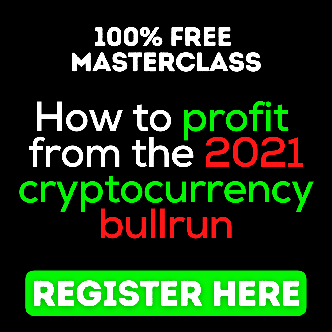 How to profit from the 2021 cryptocurrency bullrun?