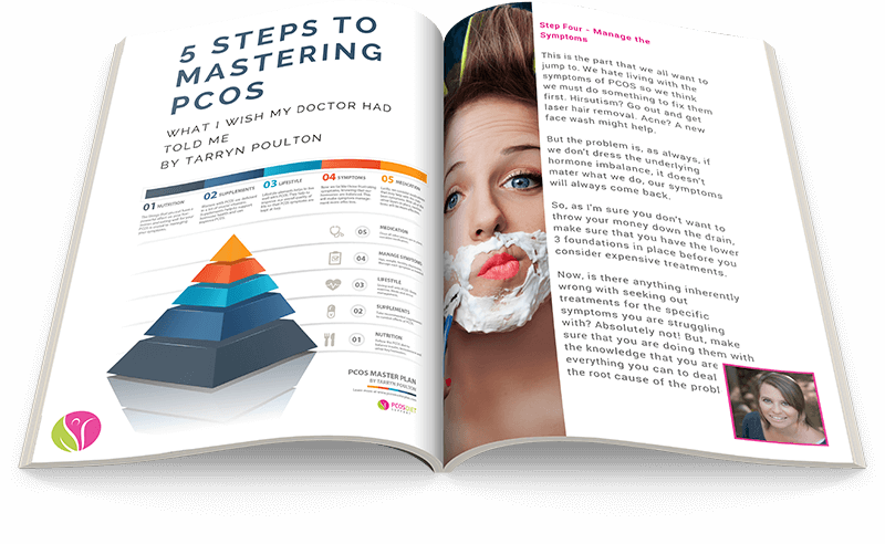 5 steps to mastering pcos