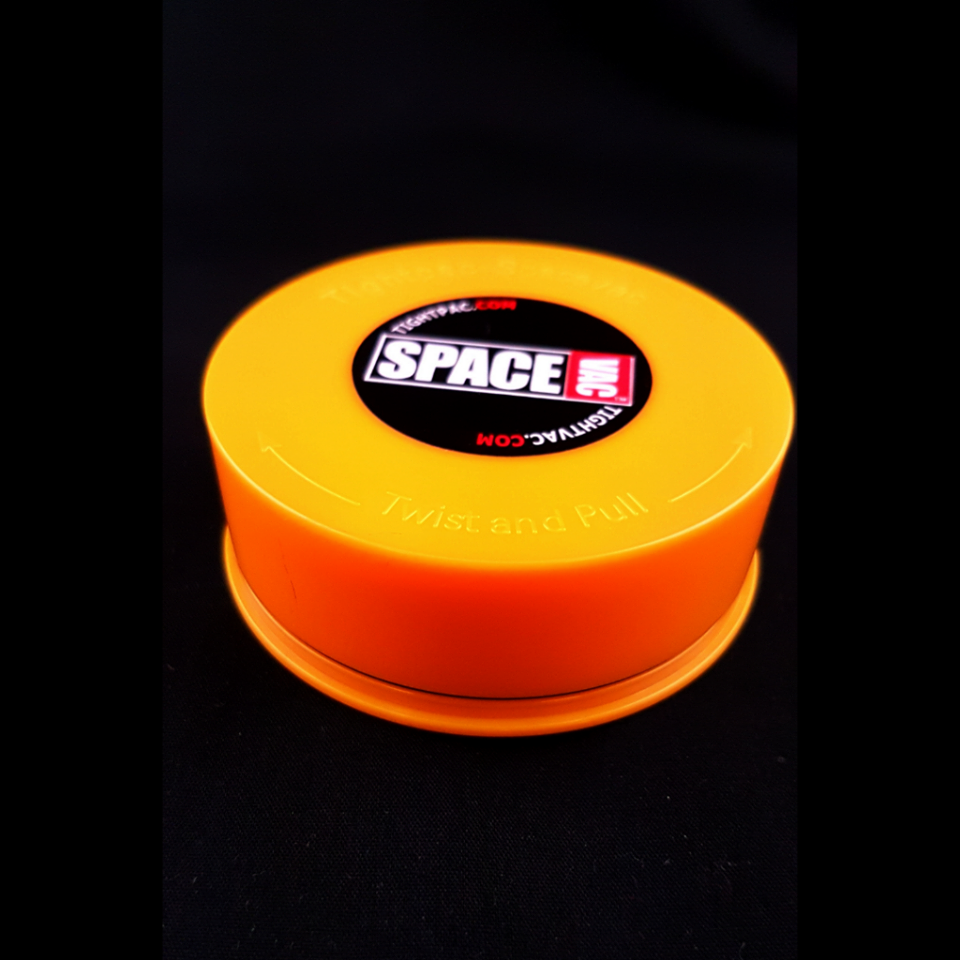 Space Case Vac - Yellow