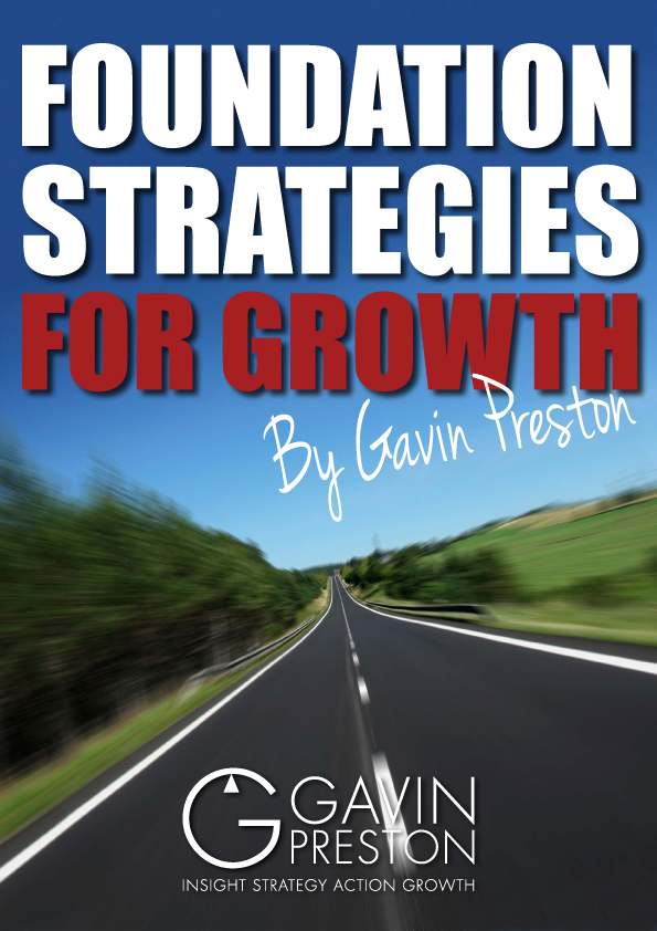 Foundation Strategies For Growth
