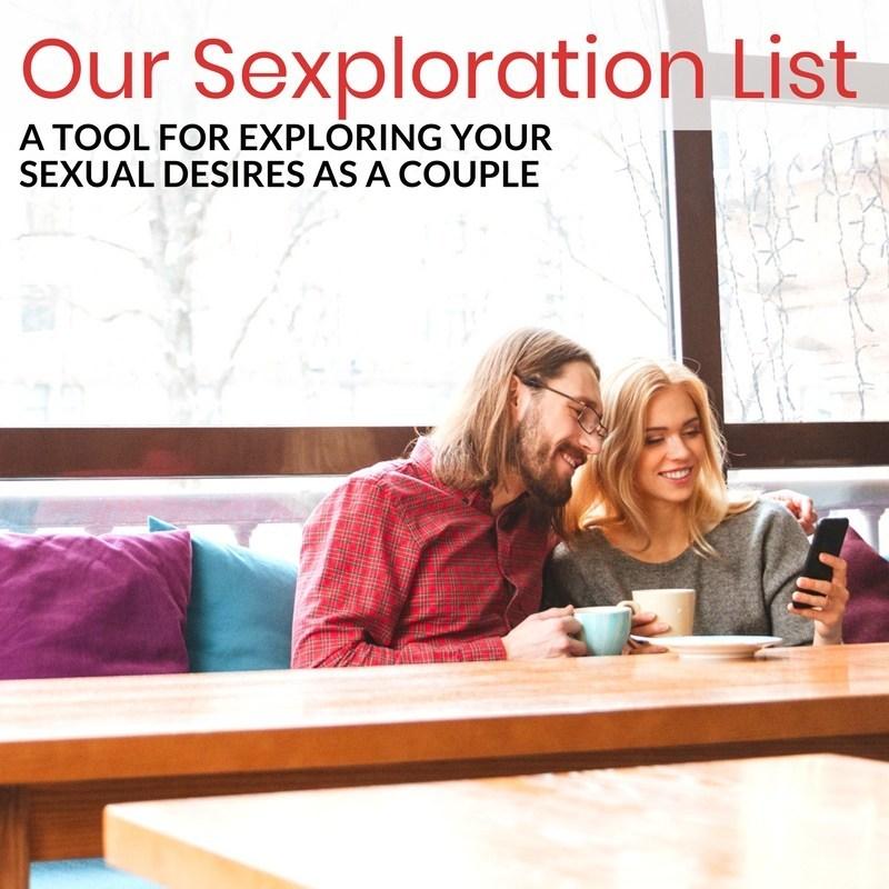 Our Sexploration List