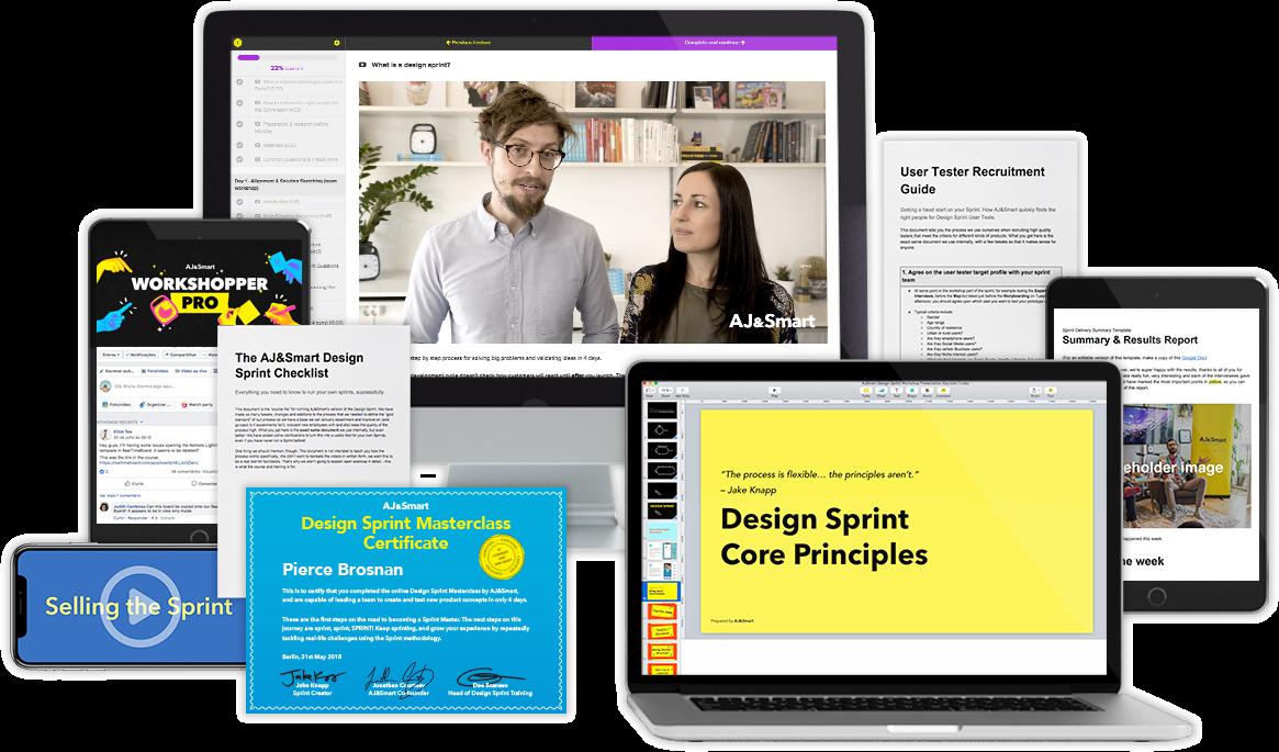 Design Sprint Masterclass
