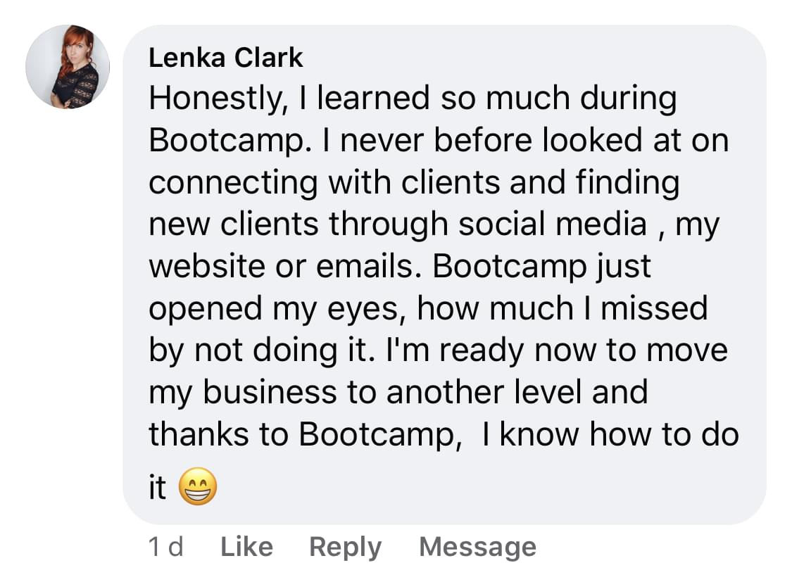 Bootcamp review 7