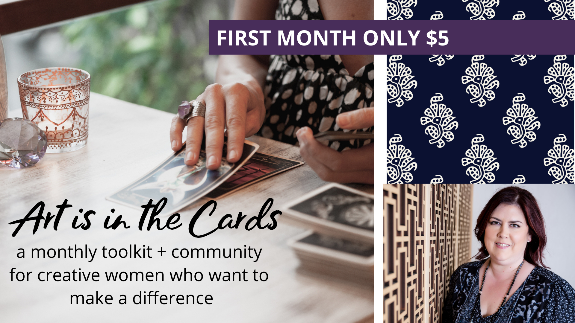 Art is in the Cards Toolkit and Membership