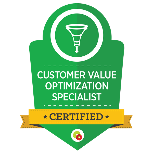 Customer Value Optimization Specialists