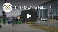 sprint elite 8 Mobile Digital Billboard