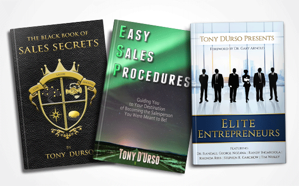 Tony Durso Books