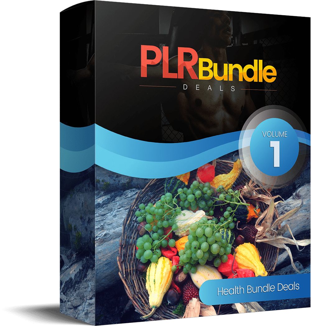 PLR Bundle Deals Volume 1 REVIEW