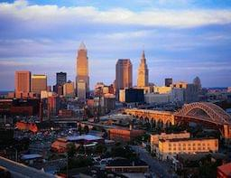 Cleveland, Ohio, Home of Lebron James