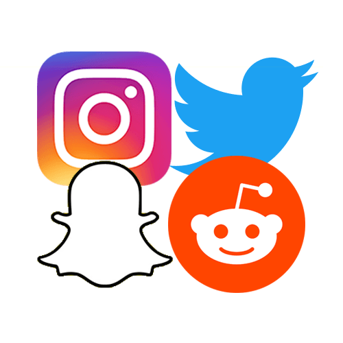 Paid Social Ad Management. Snapchat ads, Reddit ads, Twitter Ads, Instagram Ads, Native Ads