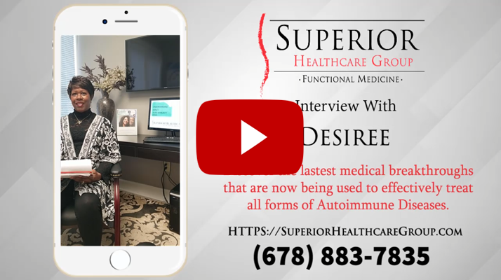 Watch Ms. Desiree's Story