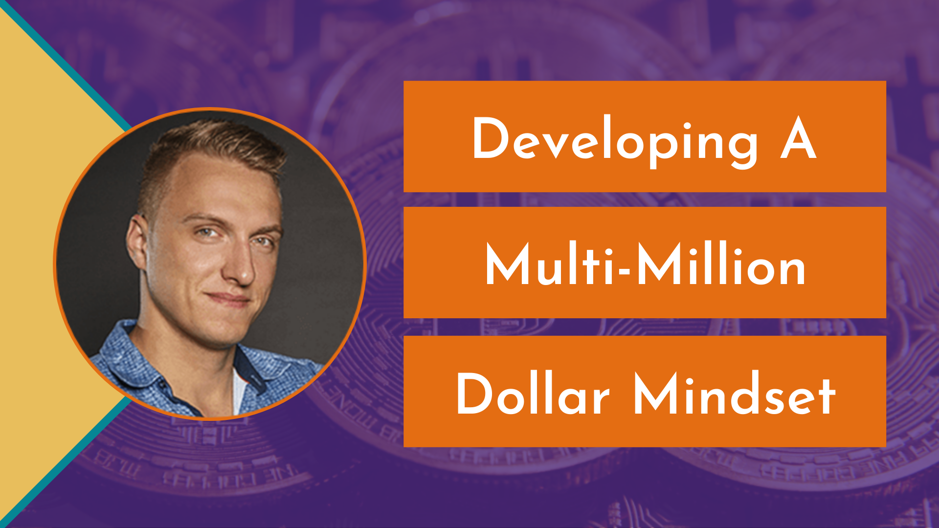 Marzell Money, Alex, Bitcoin Workshop, Crypto Online Training