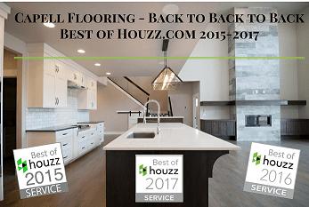 Capell Flooring - Best of Houzz 2015, 2016, 2017 - 3 Peat