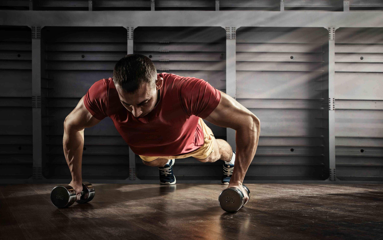 Muskeln aufbauen Team Andre Sitterle