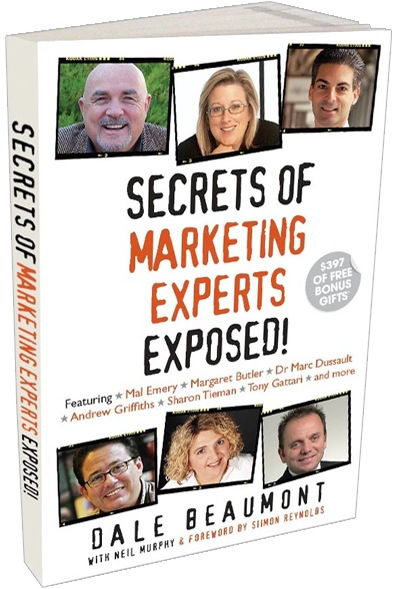 Secrets of Marketing Experts Exposed book cover