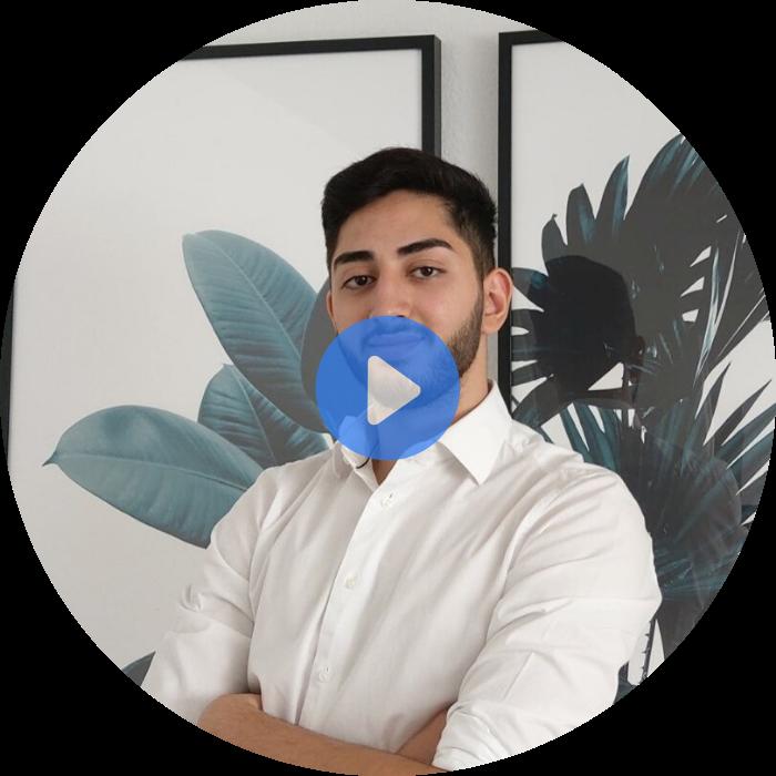 Kundenfeedback Mohammad
