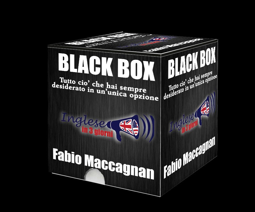 La black box di inglese in 3 giorni