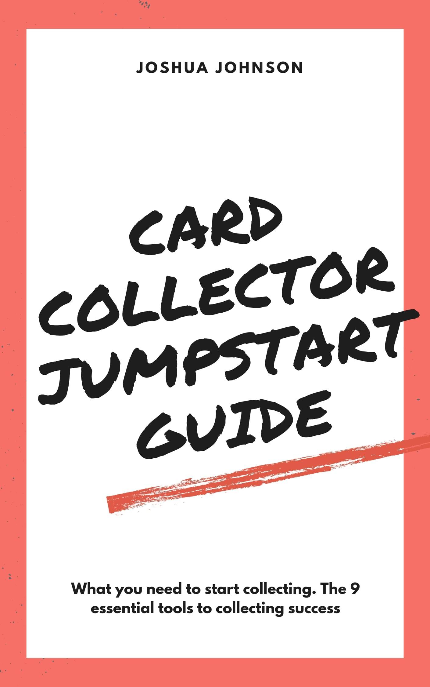 card collector jumpstart guide