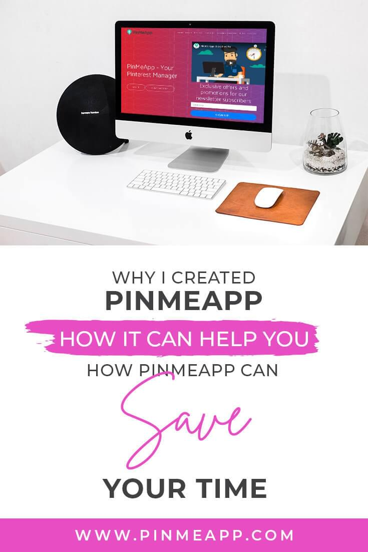 why i created pinmeapp how it can help you save your time