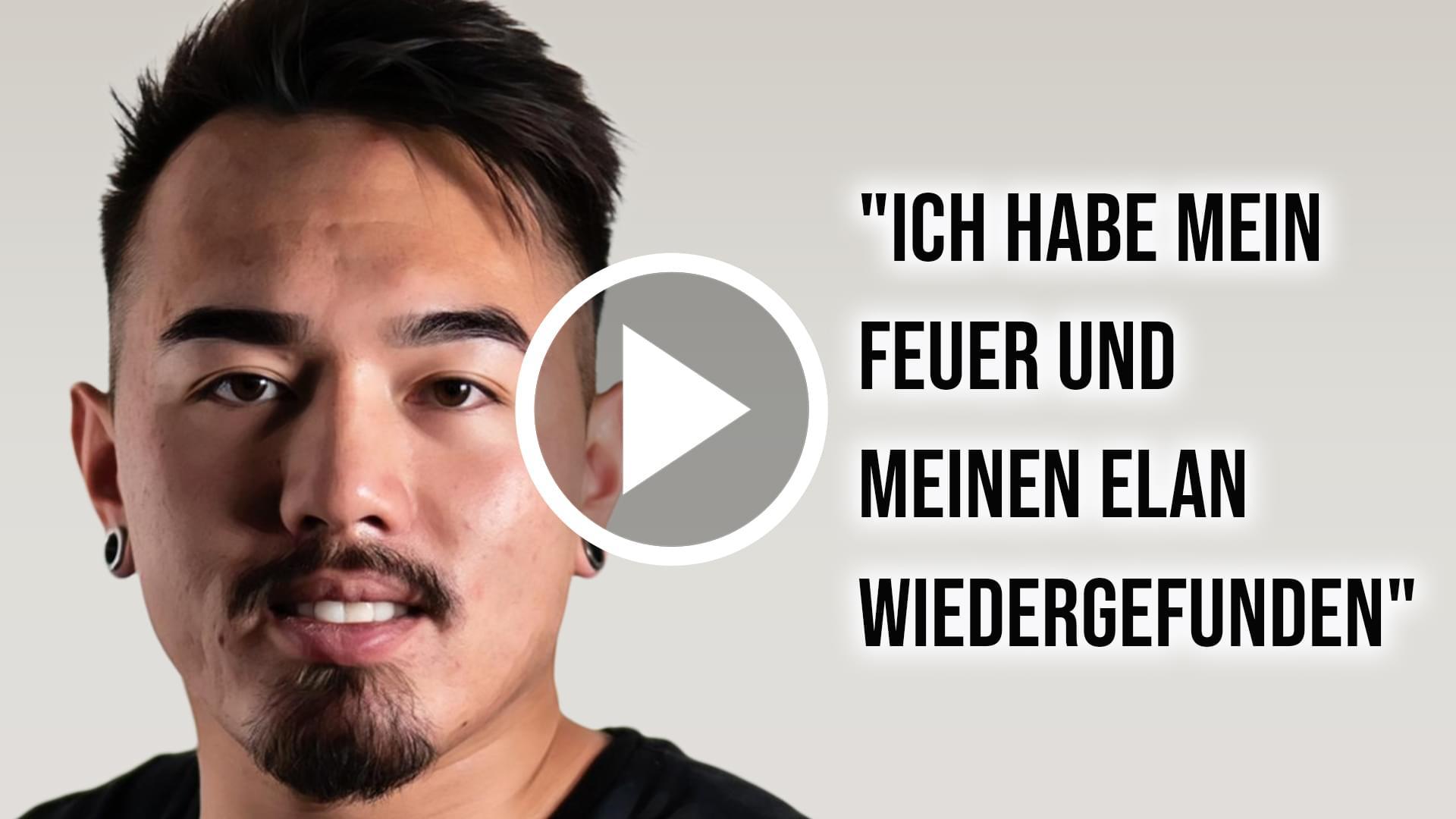 Dominik Bärenthaler Erfahrung - Quang Huy Pham