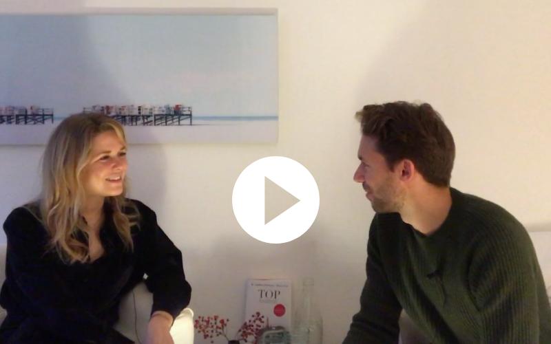 Interview Louisa und David