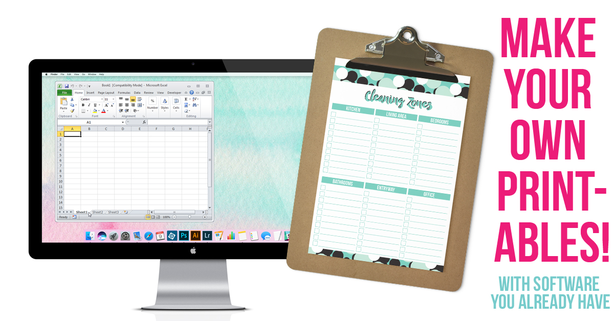 Create Your Own Printables