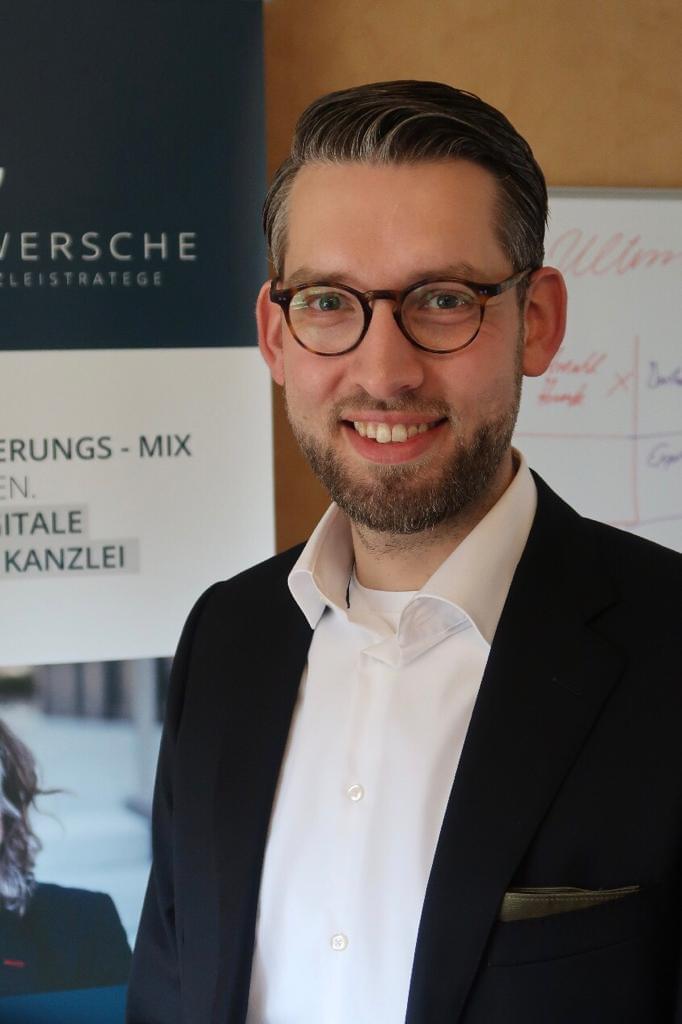Jan-Christoph Wolber - Kanzleistratege GmbH