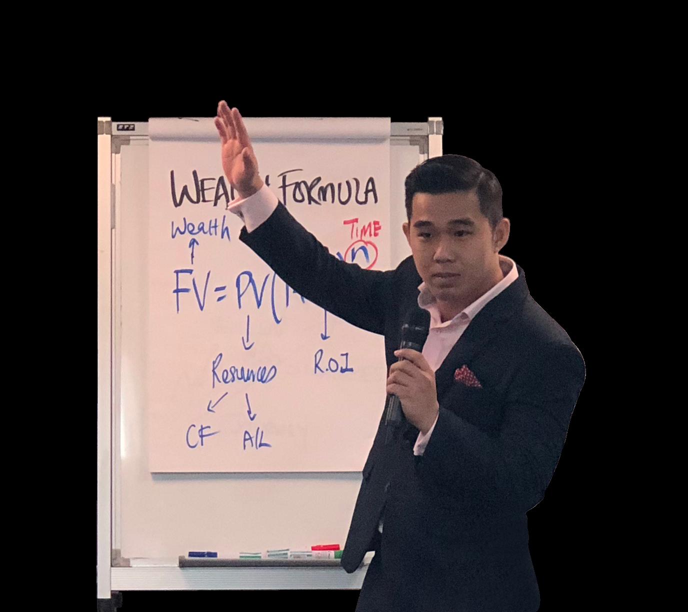 finanical planning singapore wealth formula