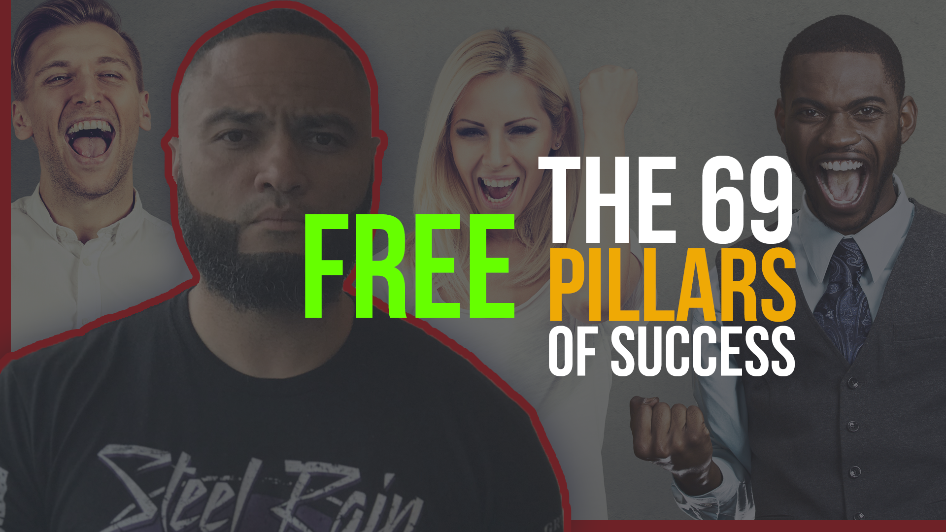 The 69 Pillars of Success Course Thumbnail Free
