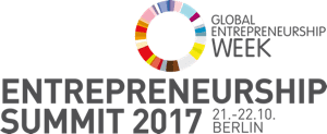 Entrepreneurship Summit Berlin 2017