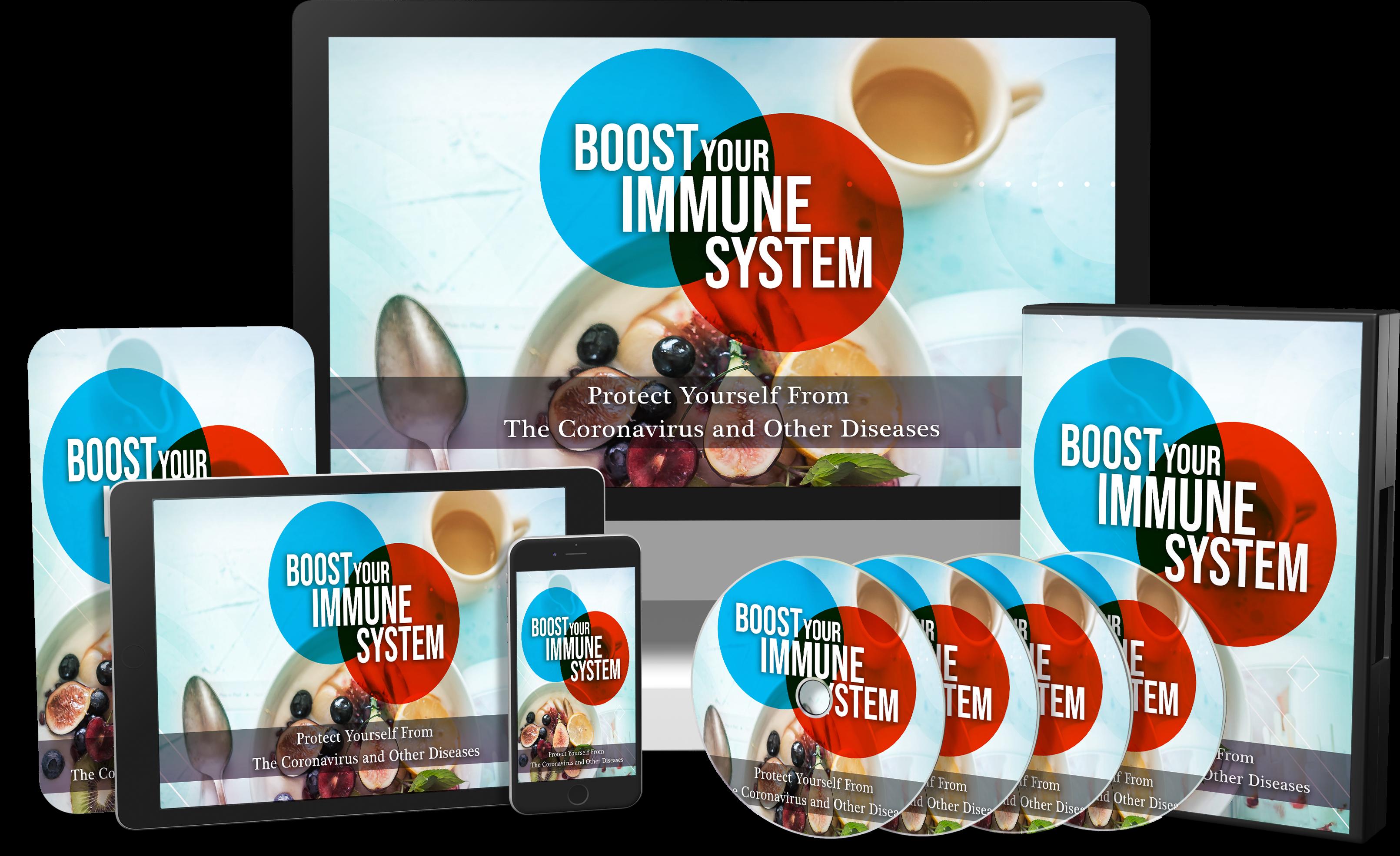 Boost Your Immune System PLR