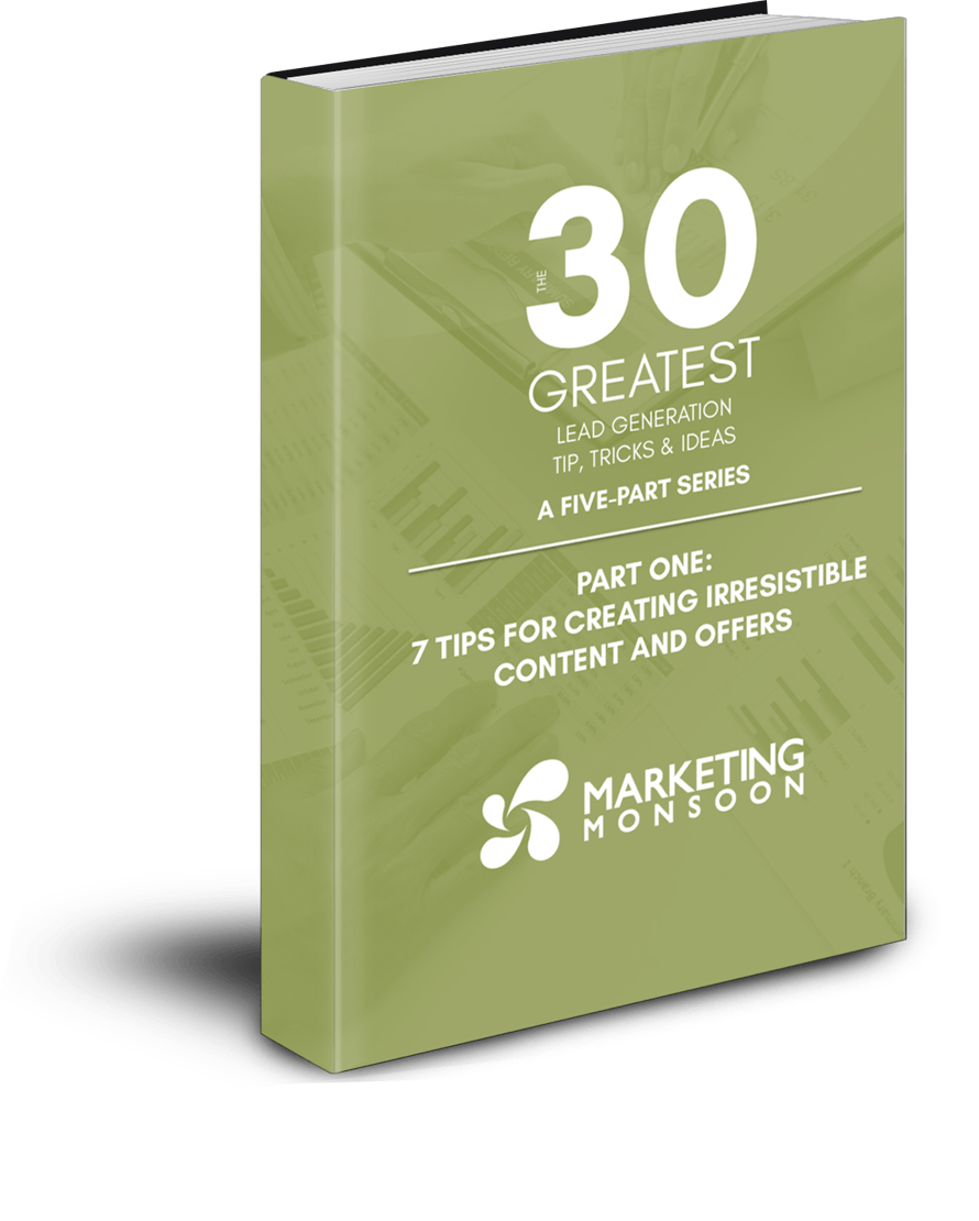7 tips for creating irresistible content offers ebook
