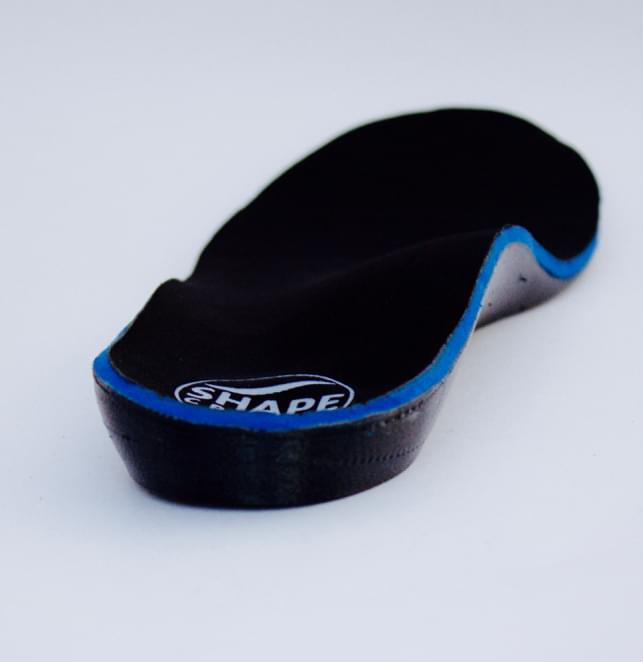 Shapecrunch Insoles  Lateral Wedging