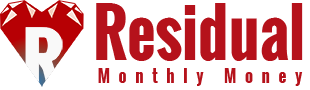 Residual Monthly Money Logo