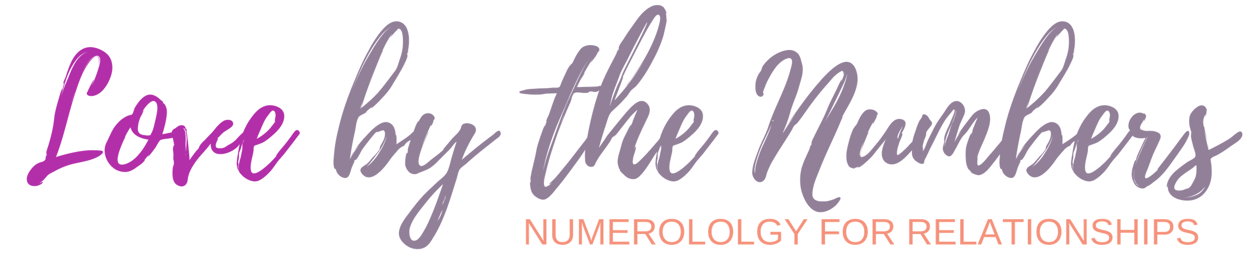 Love by the Numbers - Numerology for Relationships