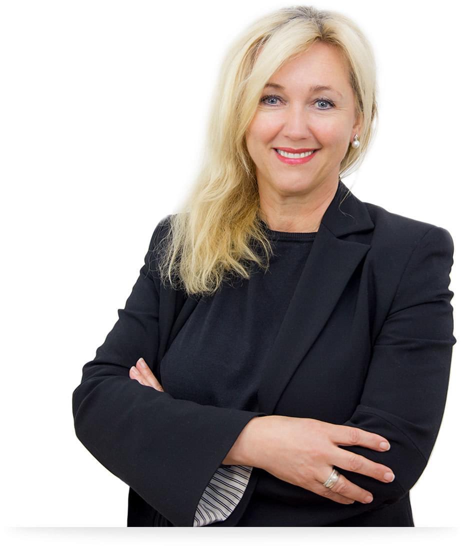 Johanna Haunholter -  macht Gründer zu Top-Unternehmern