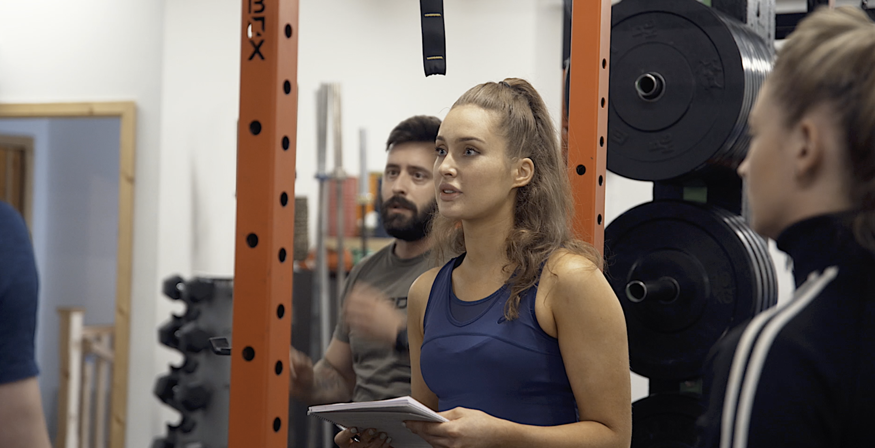 Roz Purcell elite personal trainer course