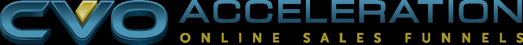 CVO Acceleration Online Sales Funnels