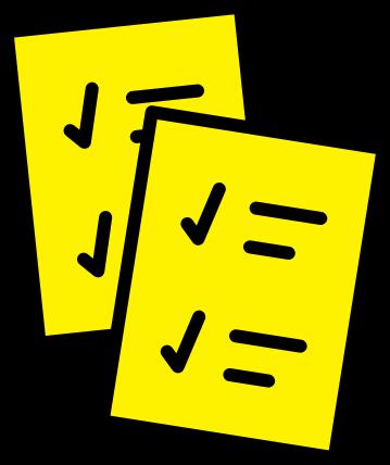 Facilitator Checklist