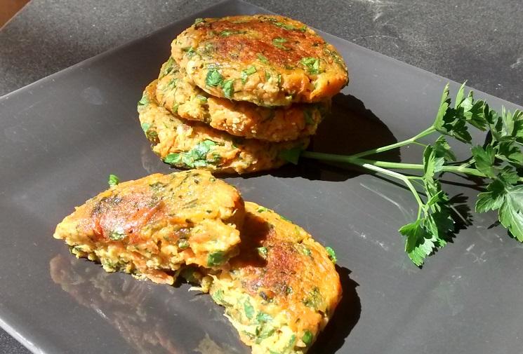 Image de Saumon cuit en papillote aux légumes verts